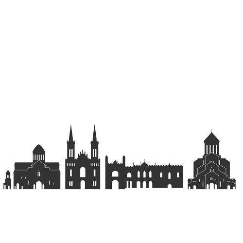 شهرهای کشور گرجستان