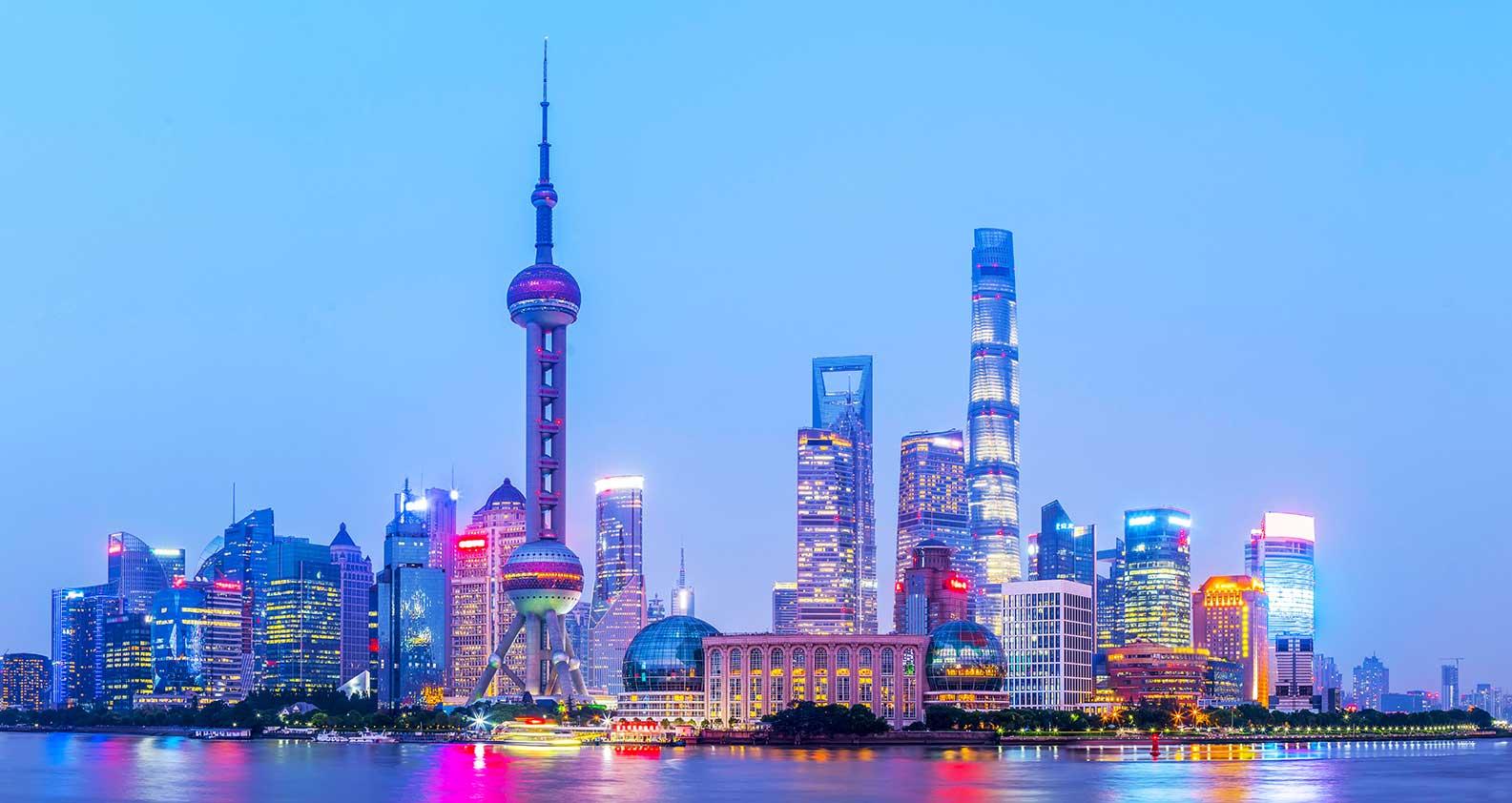 هتلهای شهر شانگهای