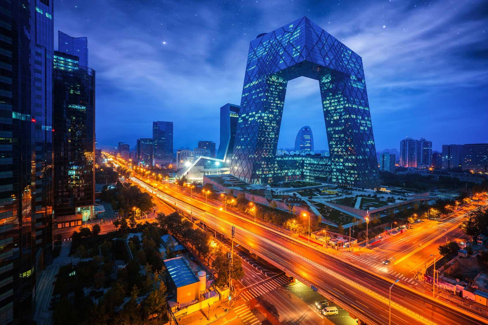 هتلهای شهر پکن