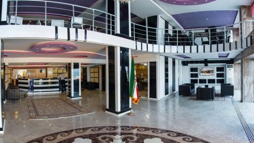هتل آلاله 2 درگهان