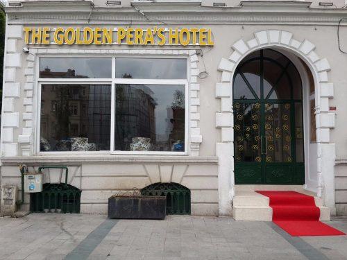Golden Pera's Istanbul