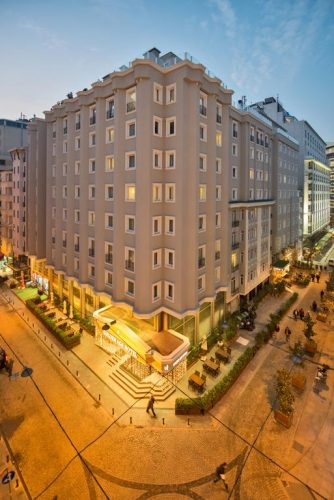 Golden Age Hotel Istanbul