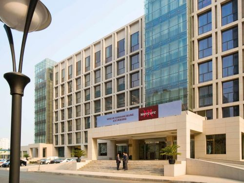 Mercure Wanshang hotel Beijing