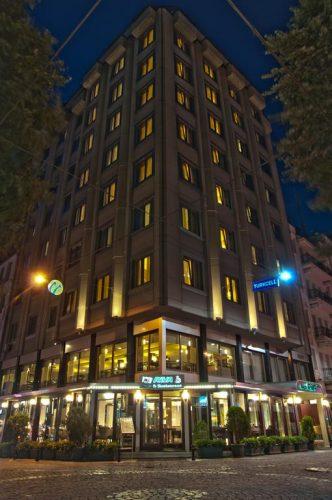 Riva Hotel Taksim Istanbul