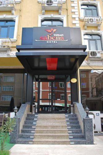 Topkapi Sabena Hotel Istanbul
