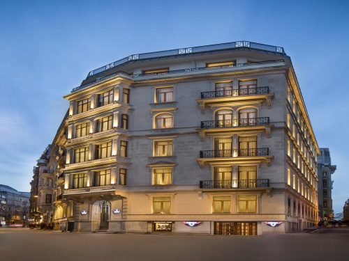 Bvs Lush Hotel Taksim Istanbul