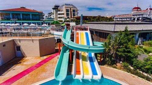 Throne Seagate Belek Hotel Antalya