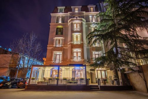 Hotel City Avenue Tbilisi