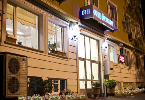 ozyavuz hotel istanbul