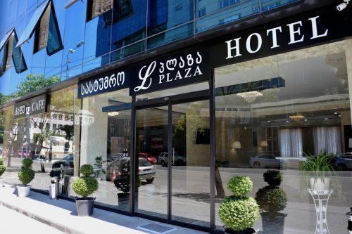 L PLAZA HOTEL Tbilisi