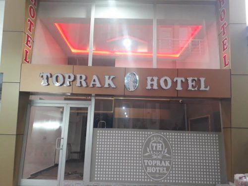 toprak hotel Van