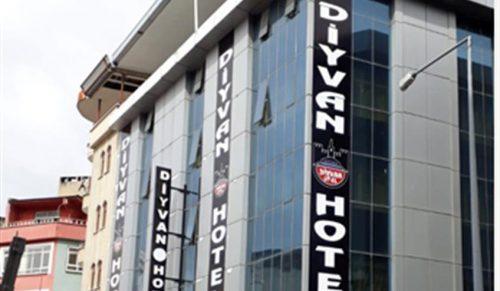 Diyvan Otel van