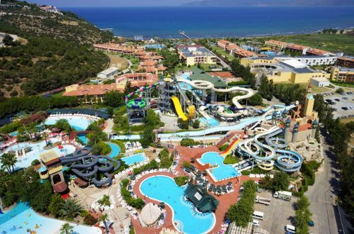 Aqua Fantasy Aquapark kusadasi