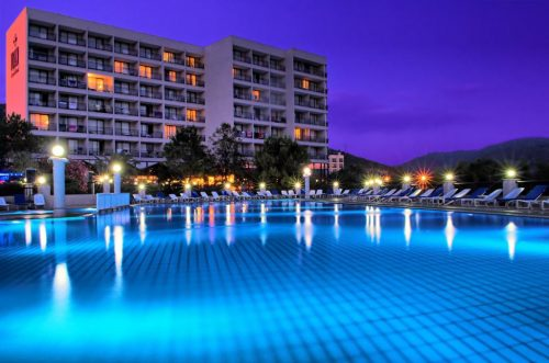 Tusan Beach Hotel kusadasi