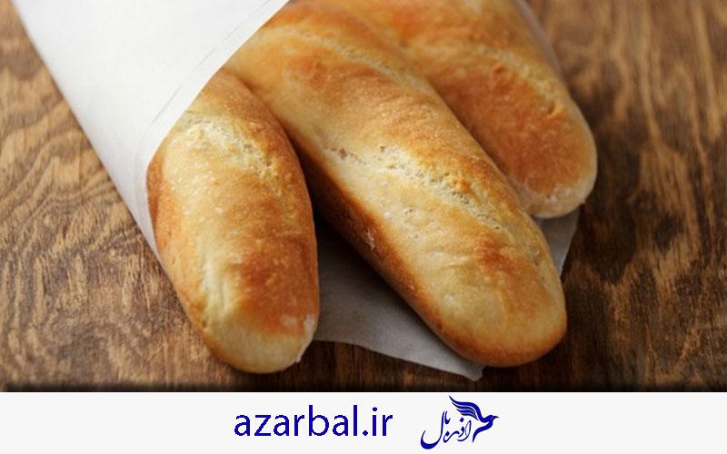 نان باگت فرانسوی اصل