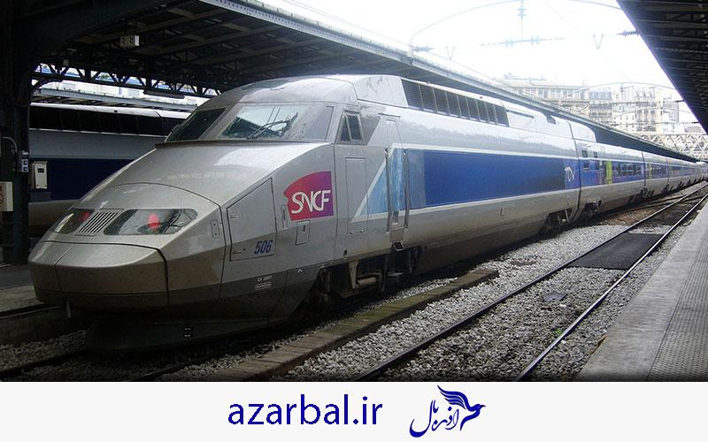 قطار سریع السیر فرانسه