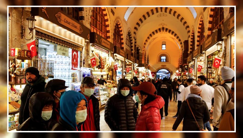 بازگشایی بازار ترکیه