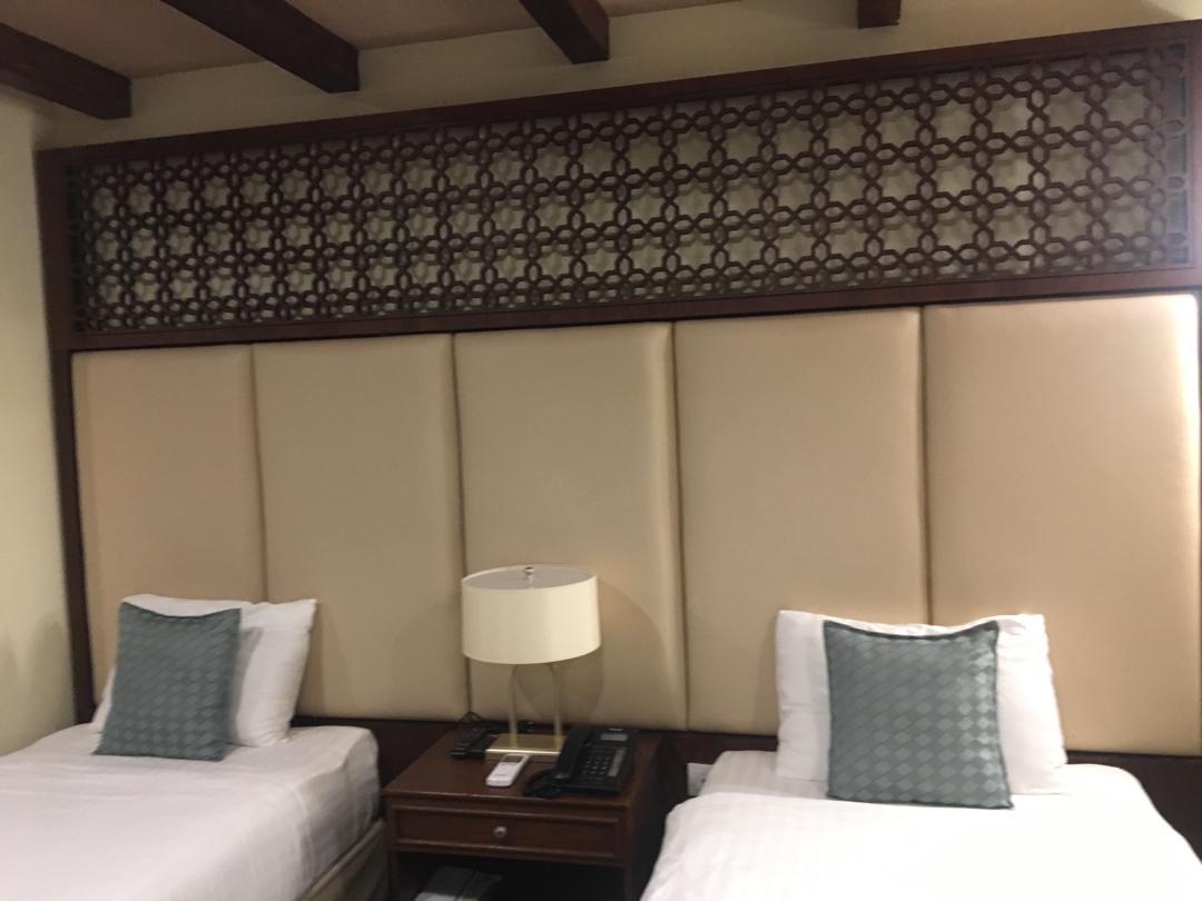 هتل زیبا و لوکس ولاکچری در قشم