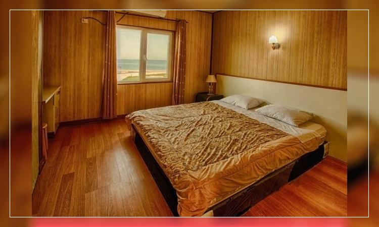 اتاق هتل تخت دو نفره
