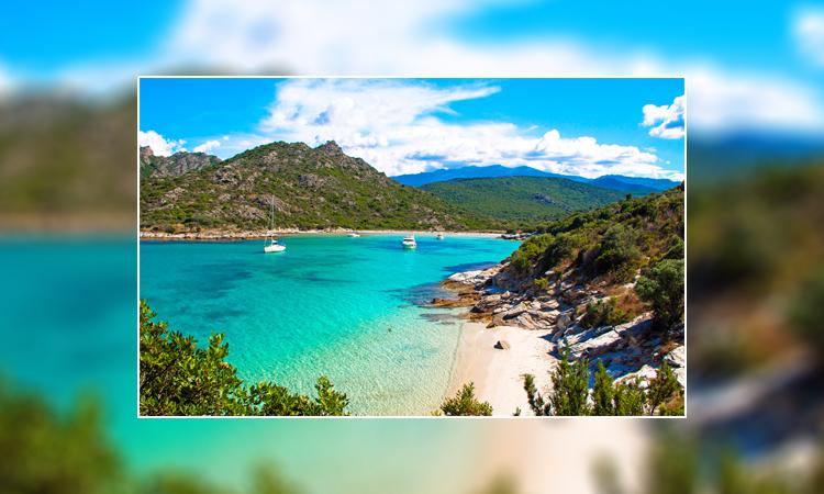 جزیره کرس فرانسه
