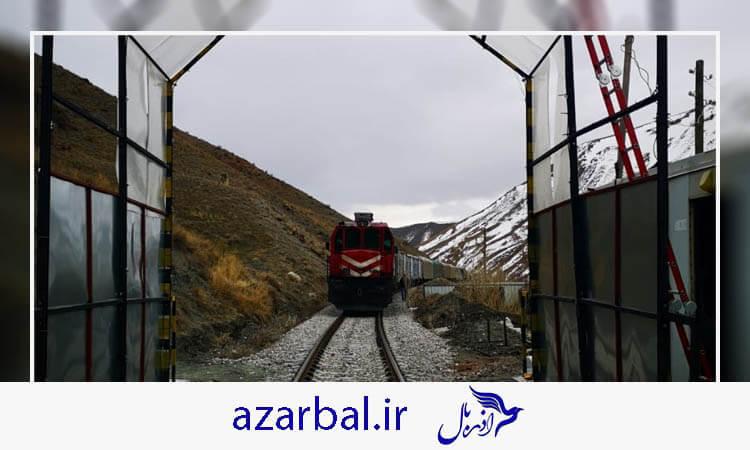 سفر به وان با قطار