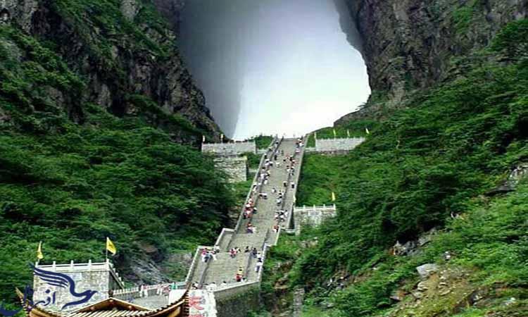 پارک ملی ژانگجیاجی ولینگ یانگ، چین