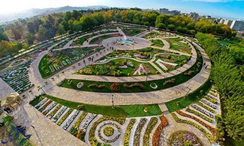 لیست بهترین پارک های شهر مشهد